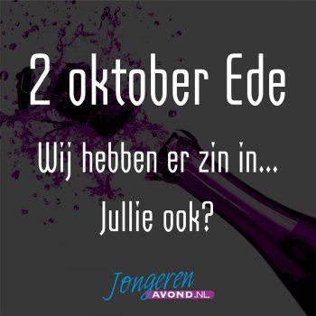 16 oktober 2021 Ede, 23 oktober Zwijndrecht